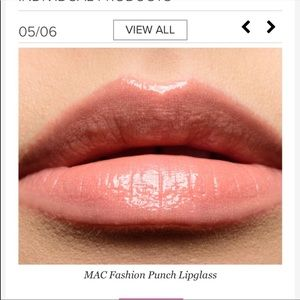 🌸✨MAC X PATRICK STARR FASHION PUNCH LIPGLASS🌸✨